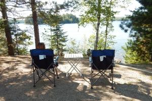 quetico-campsite