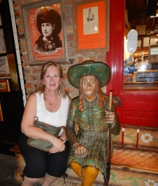 Annie Oakley......and me