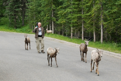 Clint the Goat Herder
