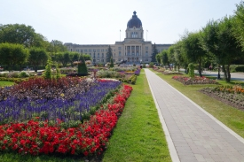 Legislative Building and Gardens